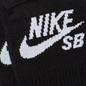 Комплект носков Nike SB 3-Pack No Show Black/White фото - 2