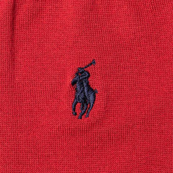 Комплект носков Polo Ralph Lauren Mercerized Cotton Crew 2-Pack Pioneer Red/College Green