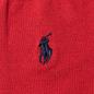 Комплект носков Polo Ralph Lauren Mercerized Cotton Crew 2-Pack Pioneer Red/College Green фото - 2