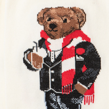 Комплект носков Polo Ralph Lauren Ski Bear And Holiday Bear Gift Box 3-Pack Black/Ivory/Red фото- 2