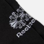 Комплект носков Reebok Classic Foundation No Show 3-Pack Black фото- 2