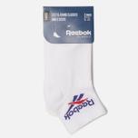 Комплект носков Reebok Classic Lost & Found 3-Pack White/White/White фото- 1