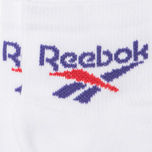 Комплект носков Reebok Classic Lost & Found 3-Pack White/White/White фото- 2