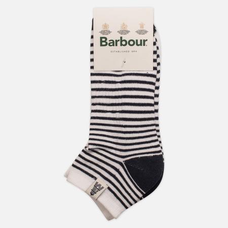 Комплект женских носков Barbour Scarp 2 Pack Navy/White