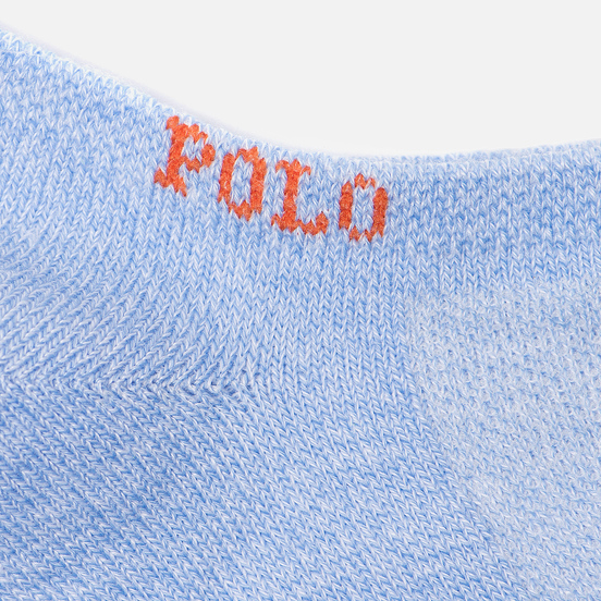 Комплект носков Polo Ralph Lauren Marled Polo 6-Pack Multicolor
