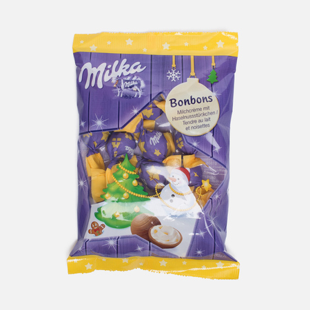 Конфеты Milka Bonbons Milk Cream 86g