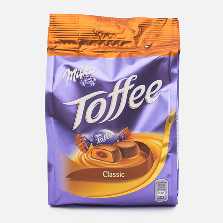 Milka & Toffee Classic Chocolate131g