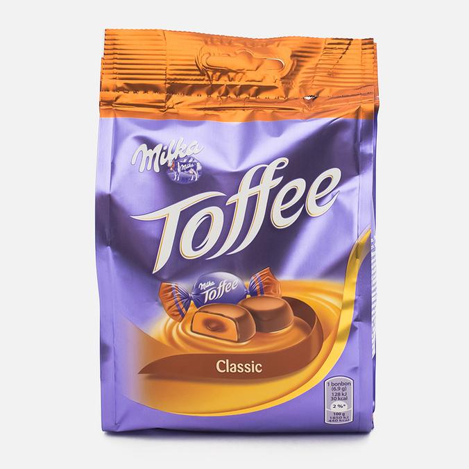 Конфеты Milka & Toffee Classic 131g