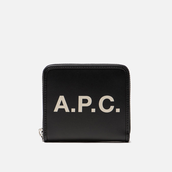 Кошелек A.P.C. Compact Morgan Black