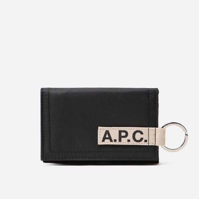Кошелек A.P.C. Pozzo Black