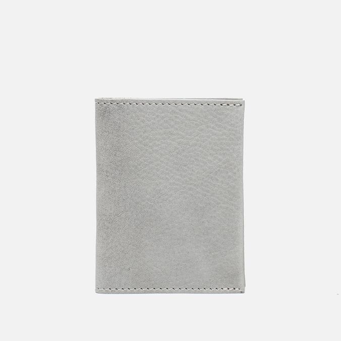 Ally Capellino Fletcher SLG Wallet Grey/Yellow