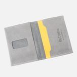Кошелек Ally Capellino Fletcher SLG Grey/Yellow фото- 1