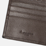 Кошелек Aquascutum Club Check Brown фото- 3