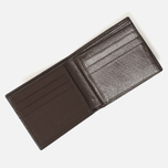 Кошелек Aquascutum Club Check ID Sleeve Brown фото- 2