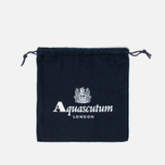 Кошелек Aquascutum Club Check ID Sleeve Brown фото- 4