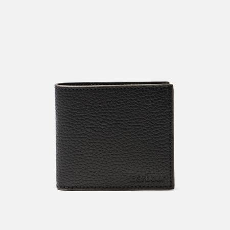Кошелек Barbour Grain Leather Black