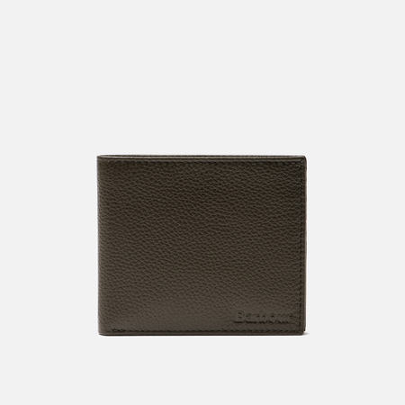 Кошелек Barbour Milled Leather Billfold Olive