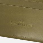 Кошелек Brooks England JB1 Medium Clip Olive Green фото- 2