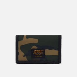 Кошелек Carhartt WIP Ashton 5.8 Oz Camo Laurel