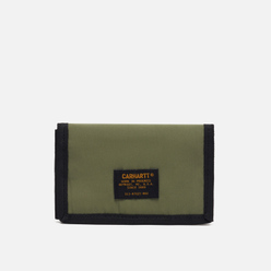 Кошелек Carhartt WIP Ashton 5.8 Oz Dollar Green
