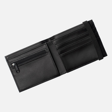 Кошелек Carhartt WIP Coated Billfold Black/White фото- 3