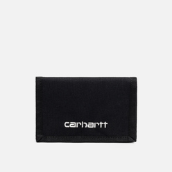 Кошелек Carhartt WIP Payton Cordura 8 Oz Black/White