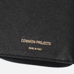 Кошелек Common Projects Large Zipper Black фото- 7