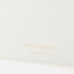 Common Projects Standard Off Wallet White photo- 3