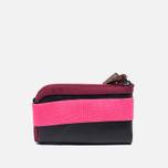 Cote&Ciel Wallet Medium Leather Wallet Black/Fluo Pink/Dark Orchid photo- 2