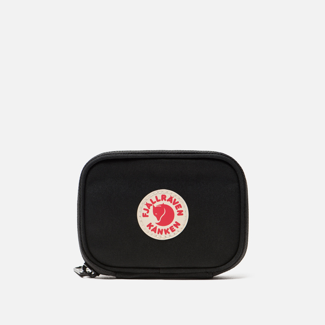Кошелек Fjallraven Kanken Card Black