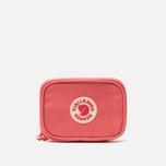 Кошелек Fjallraven Kanken Card Peach Pink фото- 0