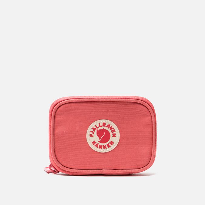 Кошелек Fjallraven Kanken Card Peach Pink