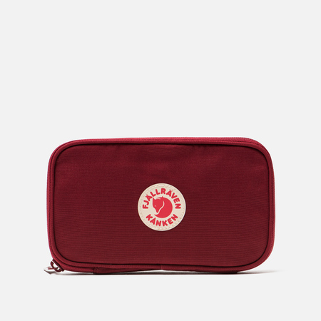 Кошелек Fjallraven Kanken Travel Ox Red