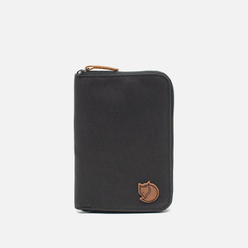 Кошелек Fjallraven Passport Dark Grey