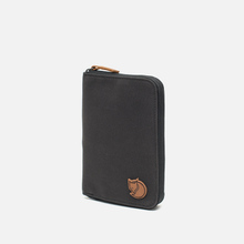Кошелек Fjallraven Passport Dark Grey фото- 1