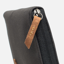 Кошелек Fjallraven Passport Dark Grey фото- 5