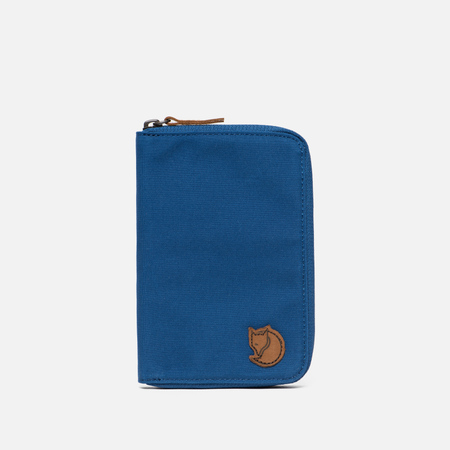Кошелек Fjallraven Passport Deep Blue