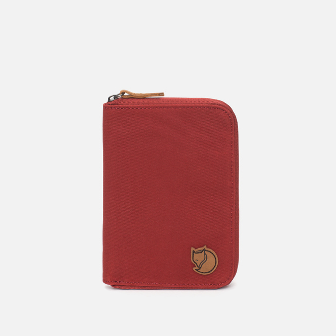 Кошелек Fjallraven Passport Deep Red