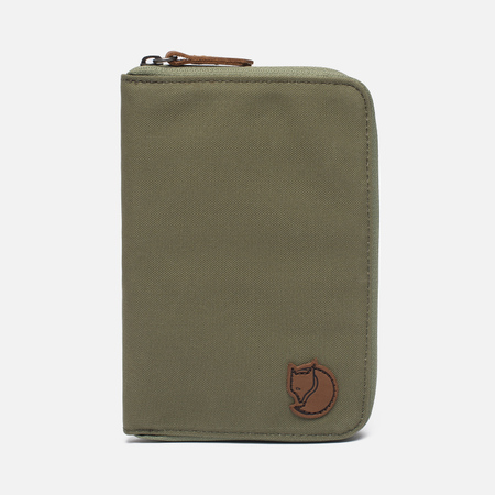 Кошелек Fjallraven Passport Green