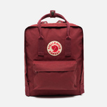 Рюкзак Fjallraven Kanken Ox Red фото- 0