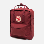 Рюкзак Fjallraven Kanken Ox Red фото- 1