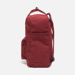 Рюкзак Fjallraven Kanken Ox Red фото- 2