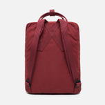 Рюкзак Fjallraven Kanken Ox Red фото- 3