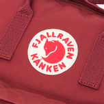 Рюкзак Fjallraven Kanken Ox Red фото- 5