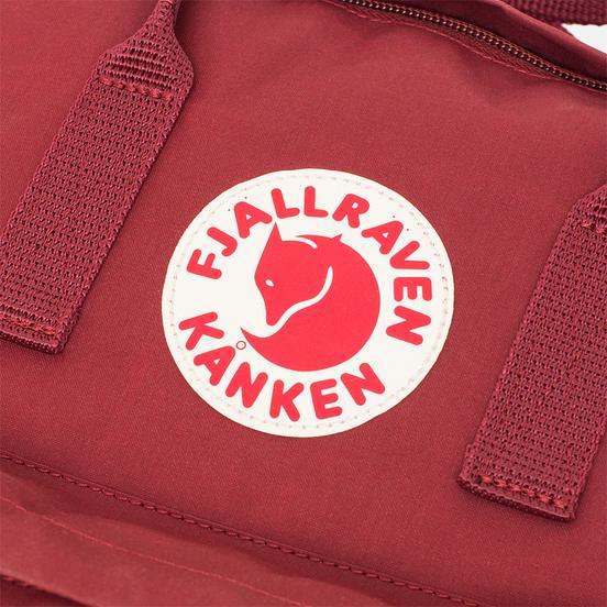 Рюкзак Fjallraven Kanken Ox Red