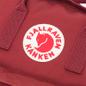 Рюкзак Fjallraven Kanken Ox Red фото - 5