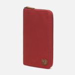 Кошелек Fjallraven Travel Deep Red фото- 2
