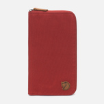 Кошелек Fjallraven Travel Deep Red фото- 0