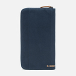 Кошелек Fjallraven Travel Navy фото- 2
