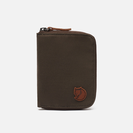 Кошелек Fjallraven Zip Dark Olive